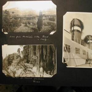1931 Photos & Postcards Collection France, Switzerland /Italy from European ...