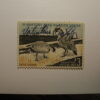 US Department of Interior Scott #RW31* $3 Hawaiian Geese Stamp 1964, Used & Signed