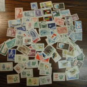 Canada Mixed Lot of Mint Stamps, Mostly Sets Never Hinged Nice Run of Material /Very Clean
