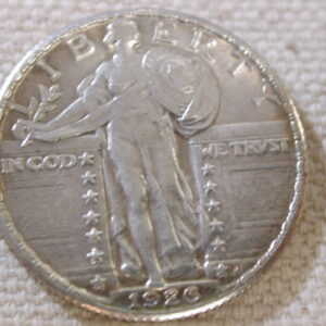 1926 U.S Standing Liberty Quarter Uncirculated