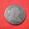 1803 Small Date Large Cent Small Fraction Good