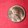 1960 Small date Lincoln Cent Choice Uncirculated