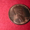 1955-S U.S Lincoln Cent Gem Uncirculated + Red
