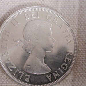 1964 Canada Dollar Uncirculated