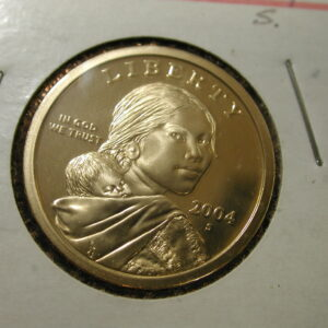 2004-S Sacagawea Liberty Dollar Proof