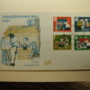 Germany 1961 F.D.C. CPL Family Covers