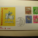 Germany 1969 F.D.C. CPL Charity Cover