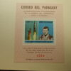PARAGUAY 1968 Block 110 S/S C317 Saturn V Rocket Space JFK Kennedy MNH