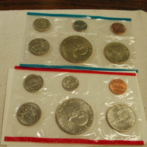 1976 U.S Mint Uncirculated Coin Set