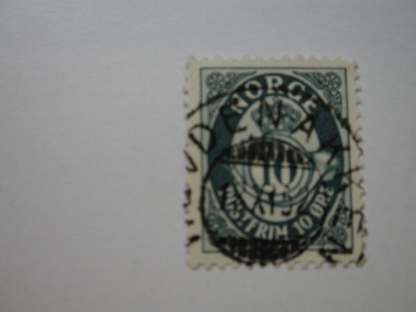 Norway Norge 1893-1908 Scott #56 - Used cat val $18.50