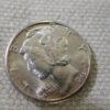 1945-D U.S Mercury Dime Full Bands Choice Uncirculated