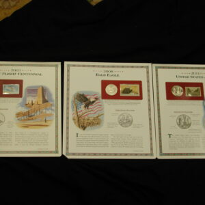 U.S Commemorative Half-Dollars Postal Society 15 pc Set