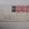 Canada 1925 Montreal Registered Cover to US back stamped Easton PA
