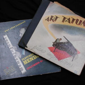 Art Tatum Piano Impressions Fletcher HendersonC-30 Jazz Records
