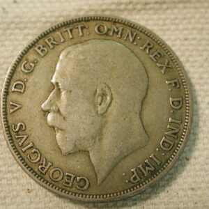 1921 Great Britain 1F K817 Very Fine