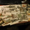 80 European Post Cards Circa 1910, 27 Undivided Cards, All Clean, in Very Good Condition