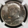 1974 Denver Kennedy Double-Die Obverse NGC MS 63 FS-101