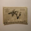 U.S. Stamp Scott #RW18 US Department of Agriculture $2 Migratory Bird Hunting Stamp No Gum with Crease