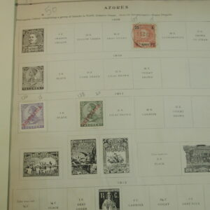 Portugal Colonies 1906-1935 collection Stamps