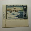 US Department of Interior Scott #RW34 $3 Old Squaws 1967, MNH Plate Single #169457