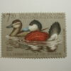 US Department of Interior Scott #RW48 $7.50 Ruddy Ducks 1981, MNH