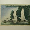 US Department of Interior Scott #RW33 $3 Whistling Swans Stamp 1966, MNH