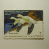 US Department of Interior Scott #RW44 $5 Ross' Geese Stamp 1977, MNH