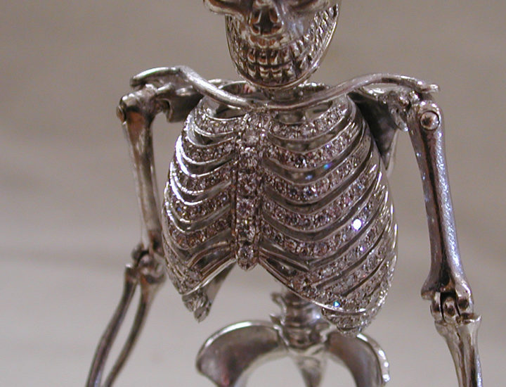 Diamond Skeleton