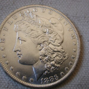 1883-O U.S Morgan Silver Dollar Gem Choice Uncirculated Blazing