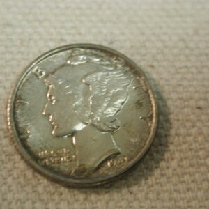 1941-S U.S Mercury Dime Choice Uncirculated FB