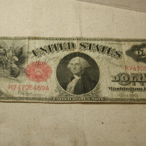 1917 One Dollar  FR#3639 Fine/Very Fine Washington DC