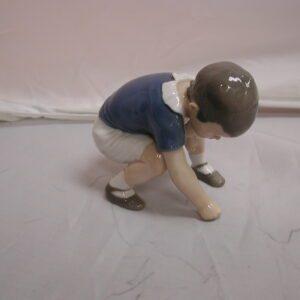 Bing & Grondahl - figurine Dickie Boy number 1636