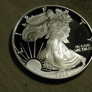 1995-P U.S. American Eagle *Proof*
