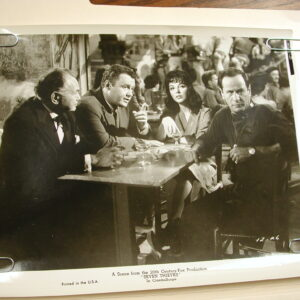 Eli Wallach  Rod Steiger Joan Collins photo from Seven Thieves