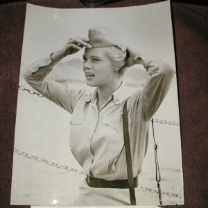 "Betsy Palmer in ""Mister Roberts"" One Photo"
