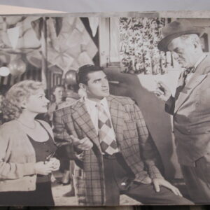 Anne Baxter Carnival Story Square Root Multiple Photos