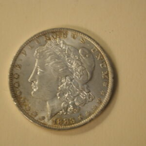 1883-O U.S Morgan Silver Dollar Choice Uncirculated