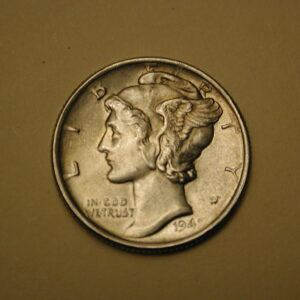 1942 Mercury Dime Possible Variety Uncirculated