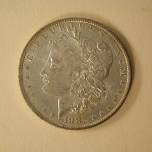 1882-O U.S Morgan Silver Dollar  Uncirculated