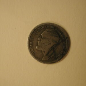 1884 EB Sweden Good condition KM 747