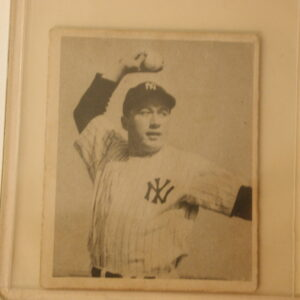 1948 Bowman #35 George Stirnweiss Snuffy