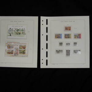 1995- Ireland Mounted Stamps and souvenir sheets- Mint
