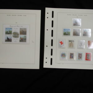 1989- Ireland Mounted Stamps - Mint