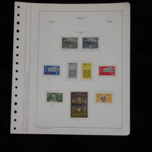 1969- Ireland CPL Mounted Stamp- Mint