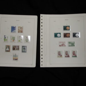 1978-1979- Ireland CPL Mounted Stamps- Mint