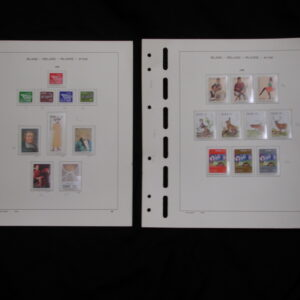 1980- Ireland CPL Mounted Stamps - MINT